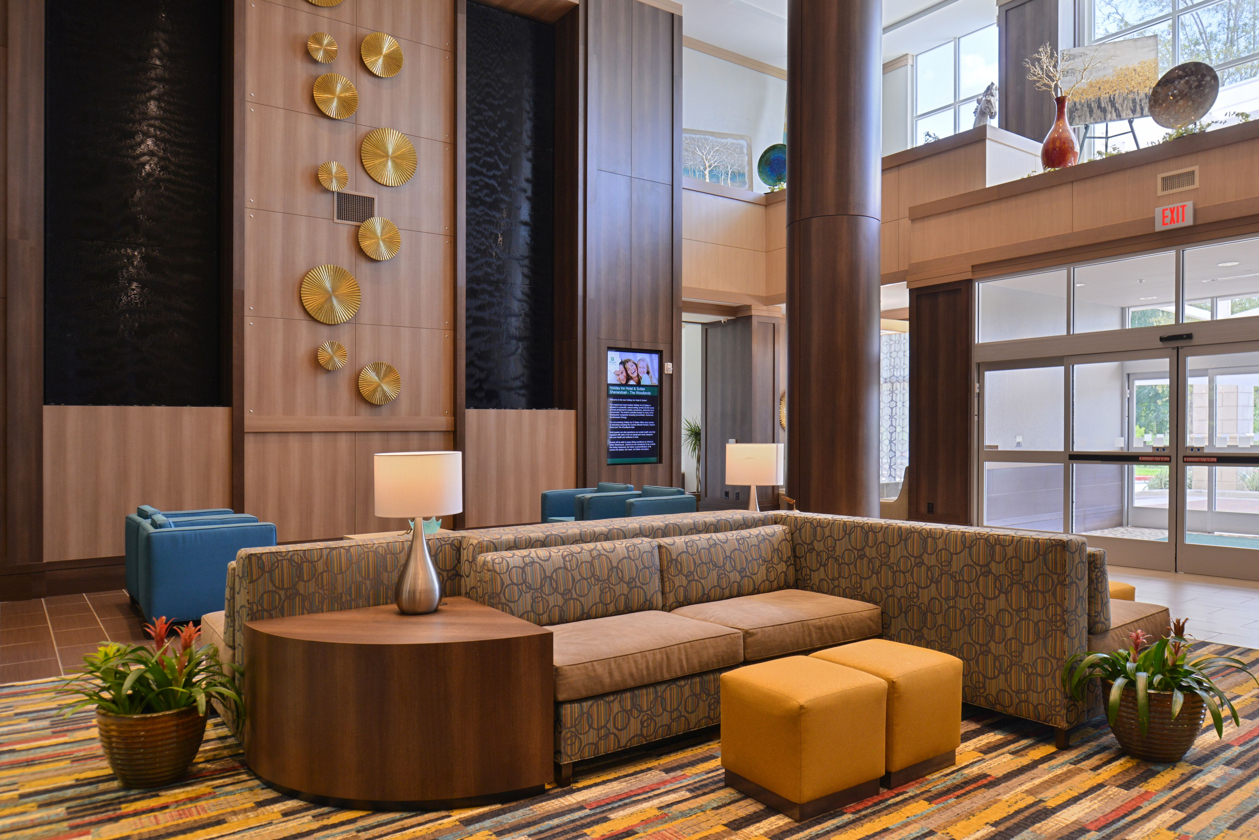 Holiday Inn Hotel And Suites Shenandoah Shenandoah Tx