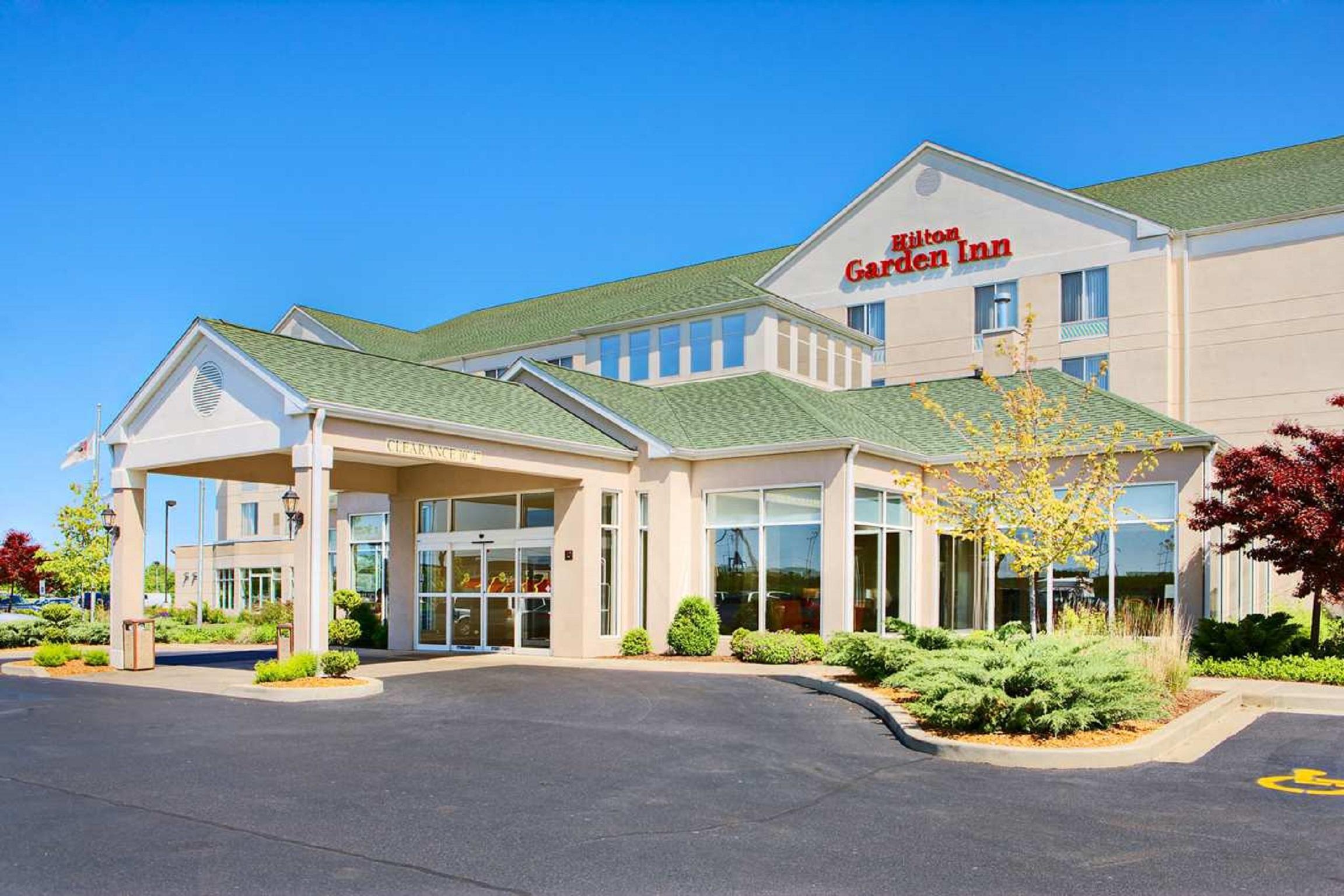 Hilton Garden Inn Springfield Springfield Illinois Il