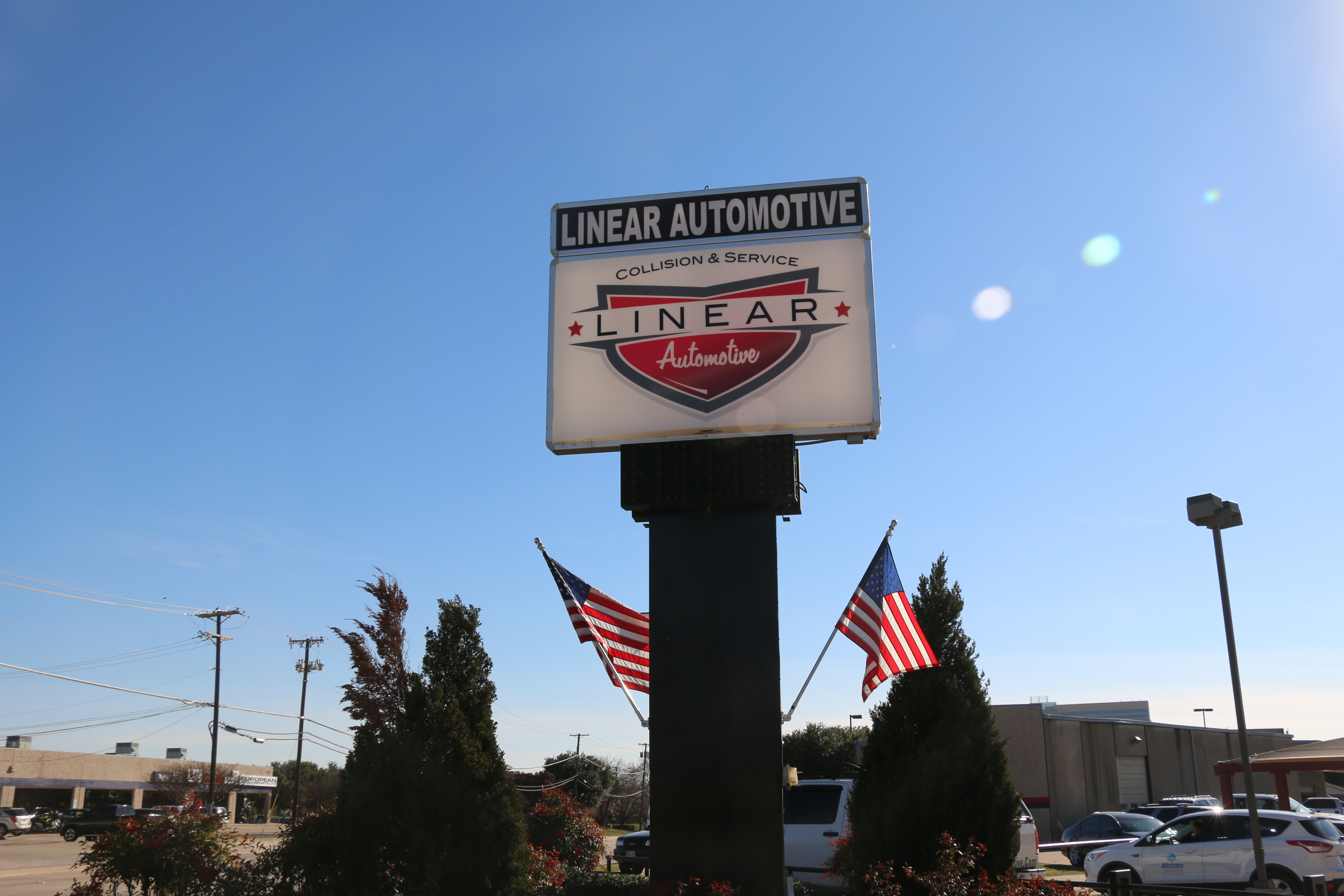 Linear Automotive Plano Texas Tx Localdatabase Com