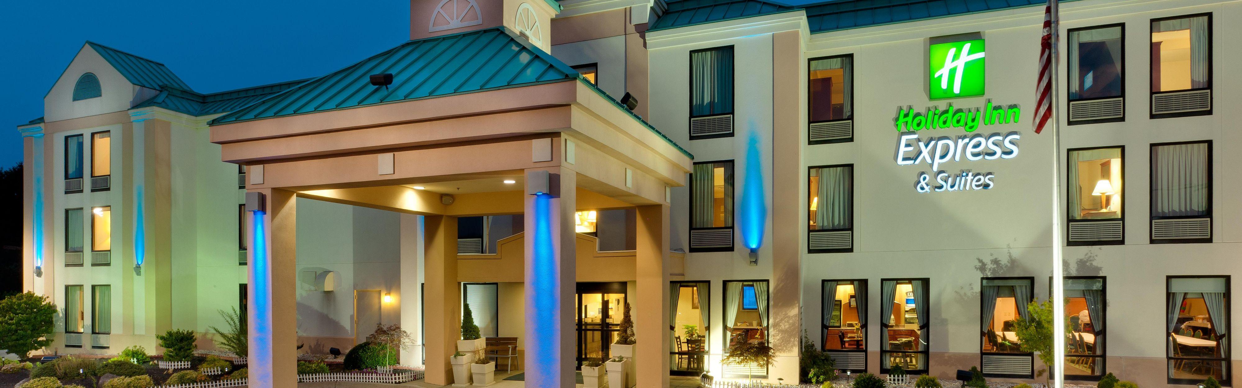 Holiday Inn Express Amp Suites Allentown Cen Dorneyville