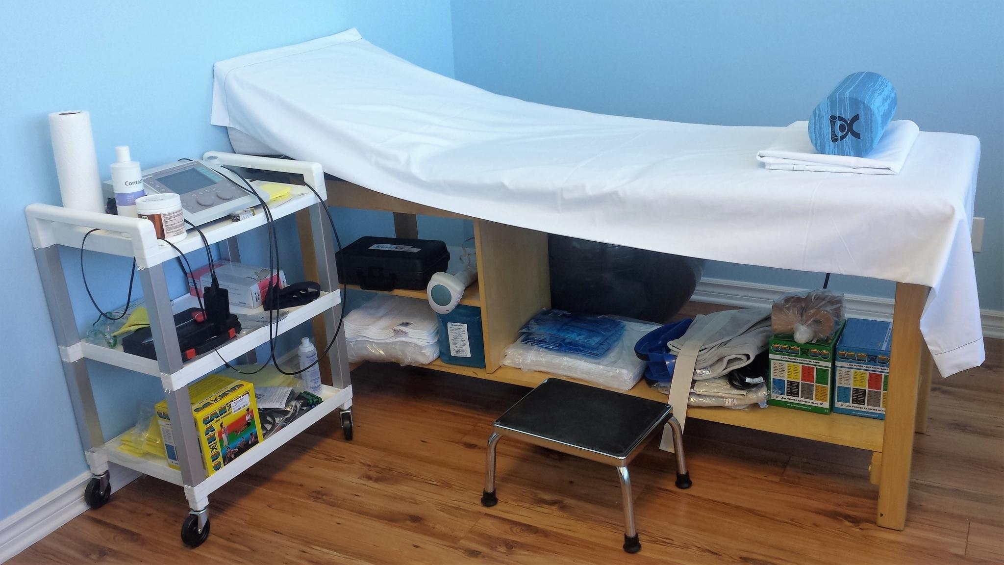 Physiothérapeute Marine Taoufik à Montréal