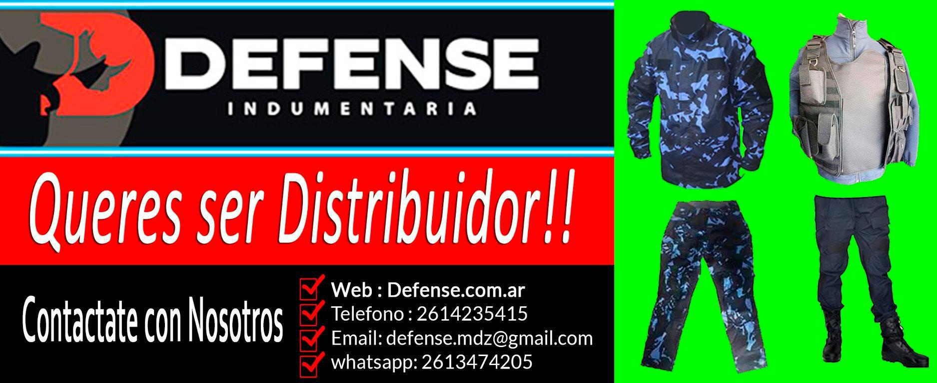 Defense Indumentaria