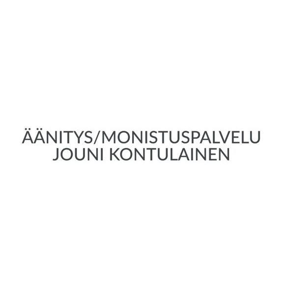 Äänitys/Monistuspalvelu Jouni Kontulainen