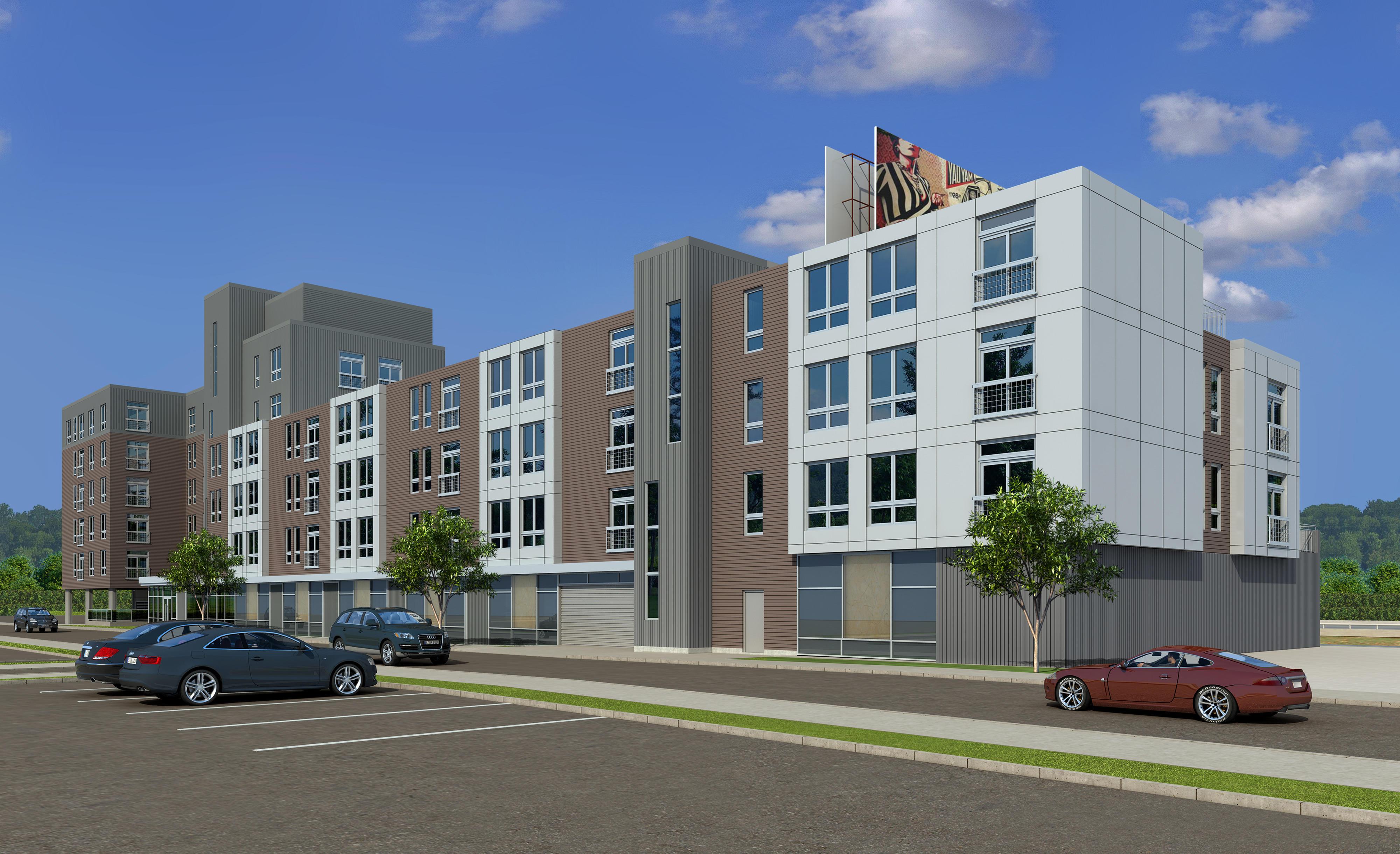 Apartment Rental Agency in MA Allston 02134 Trac75 75 Braintree St  (617)539-7575