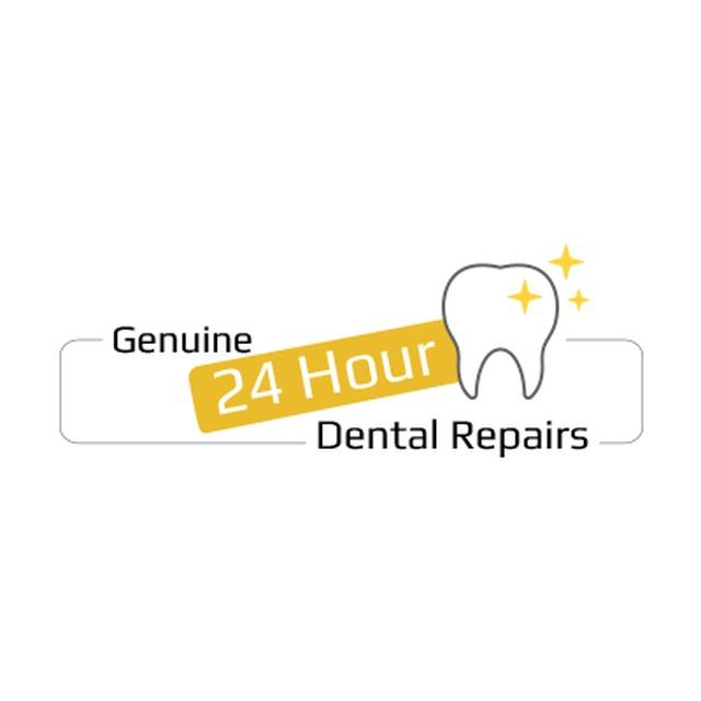 24Hr Dental Repairs - London, London N16 6QB - 020 8802 9904 | ShowMeLocal.com