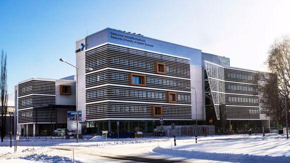 Satakunnan ammattikorkeakoulu, SAMK-kampus Pori, Satakunta University of Applied Sciences