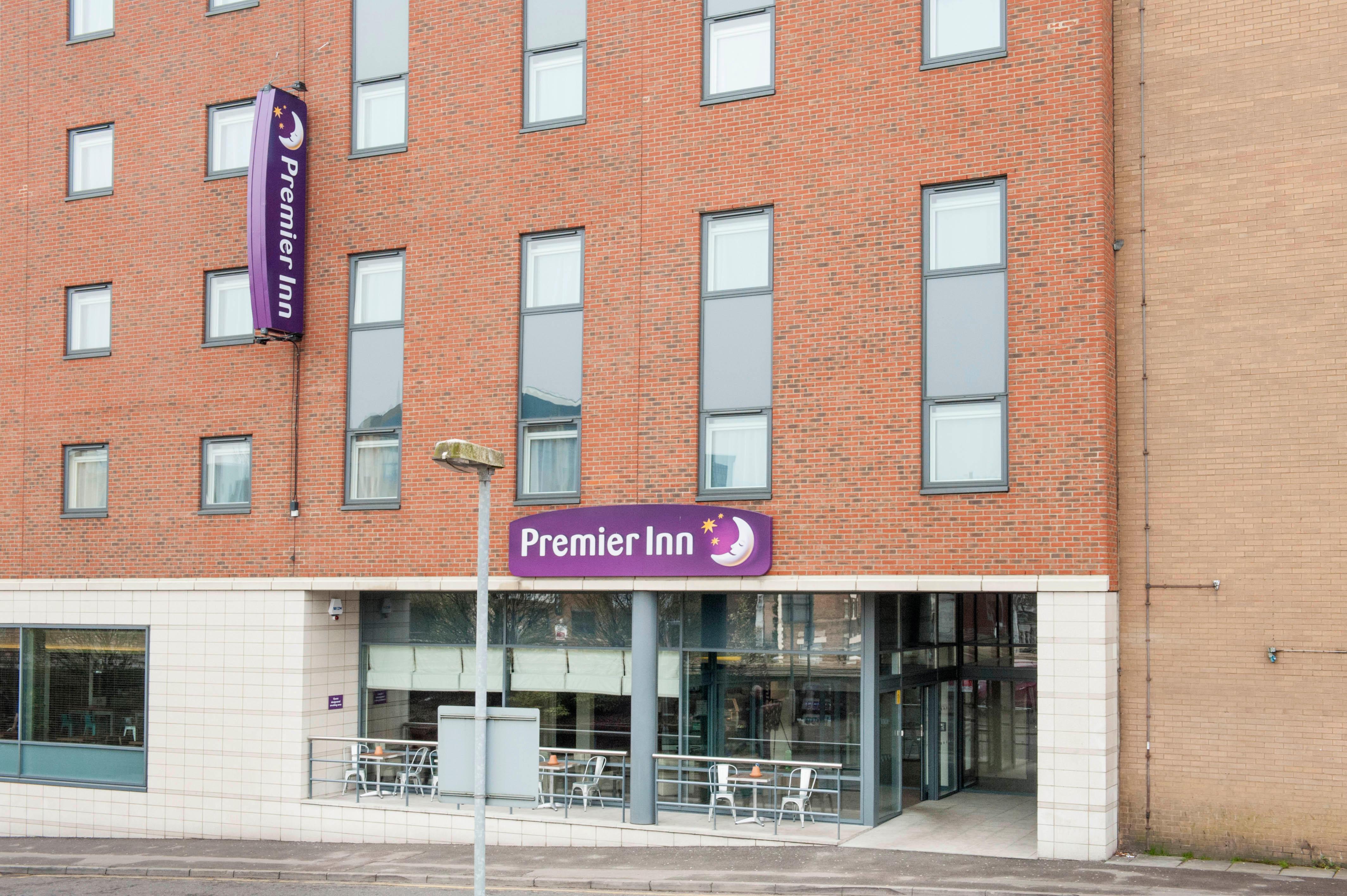 Premier Inn Luton Town Centre hotel
