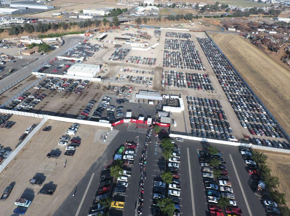 Ipull Upull Auto Parts Fresno California Ca