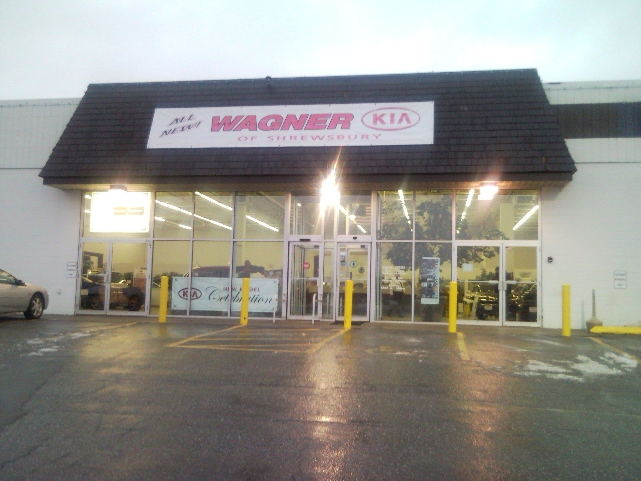 Wagner Kia Of Shrewsbury In Shrewsbury Ma 01545