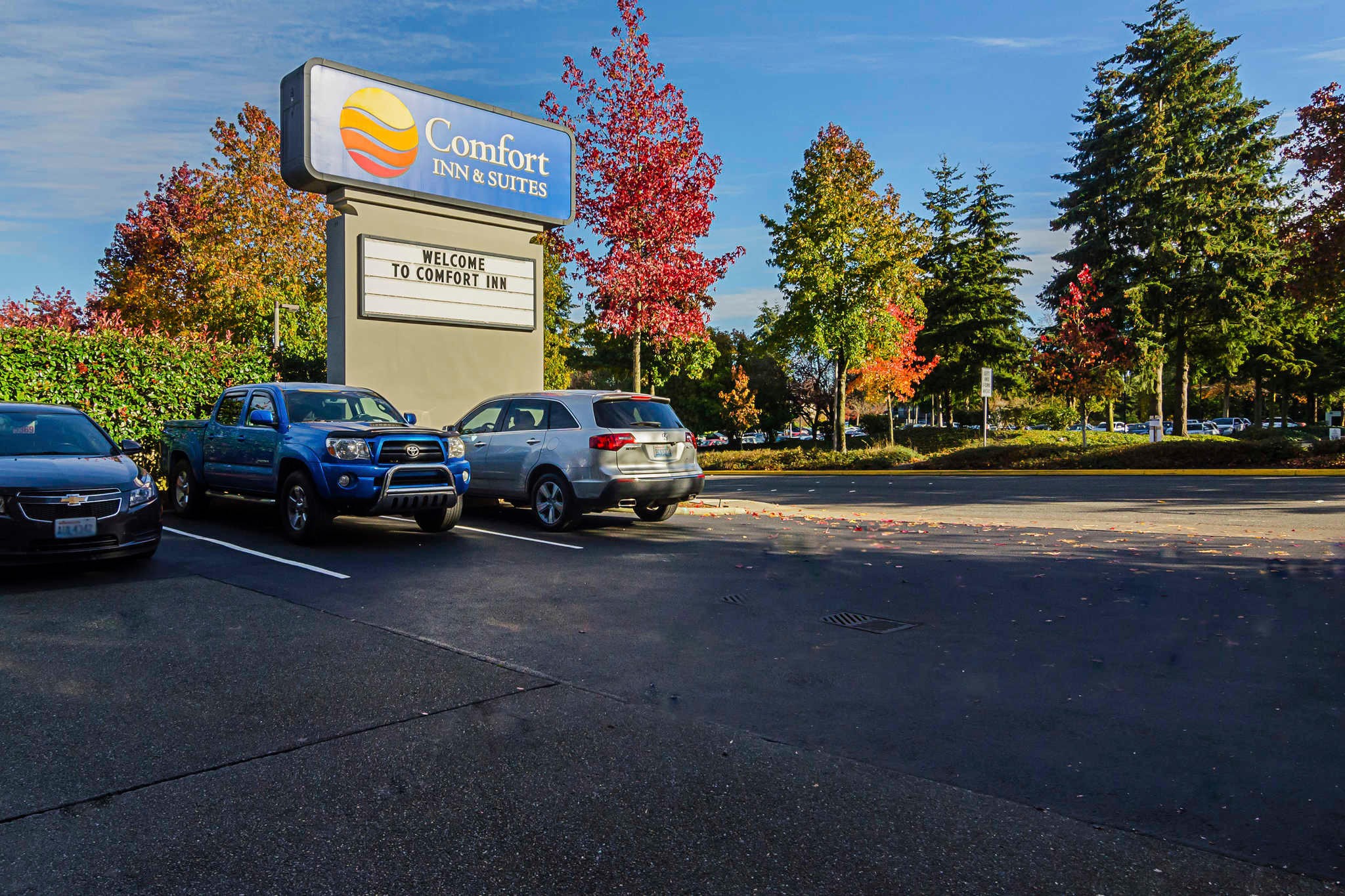 Motels Near Seattle Tacoma Airport