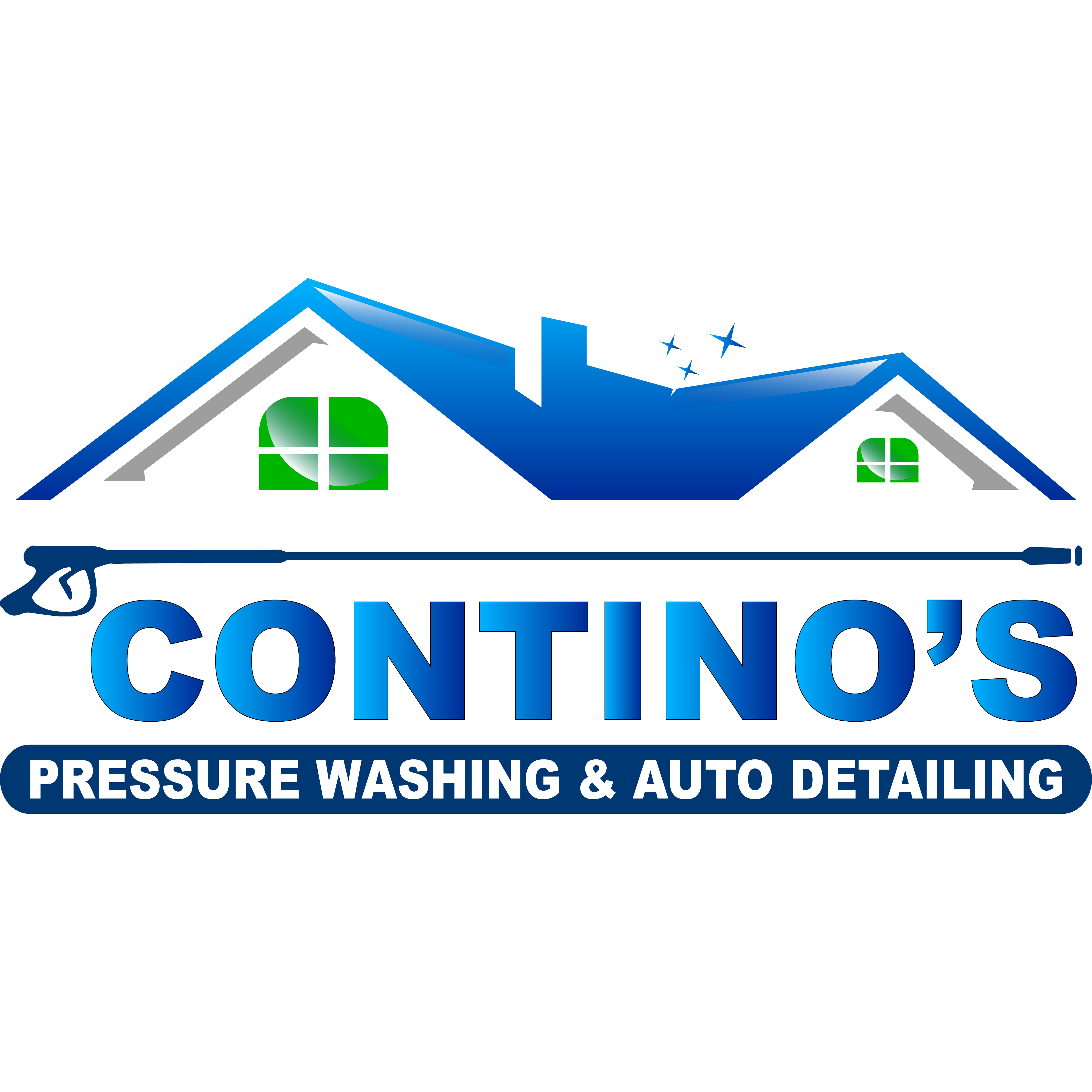 Contino's Pressure Washing Auto Detailing Services