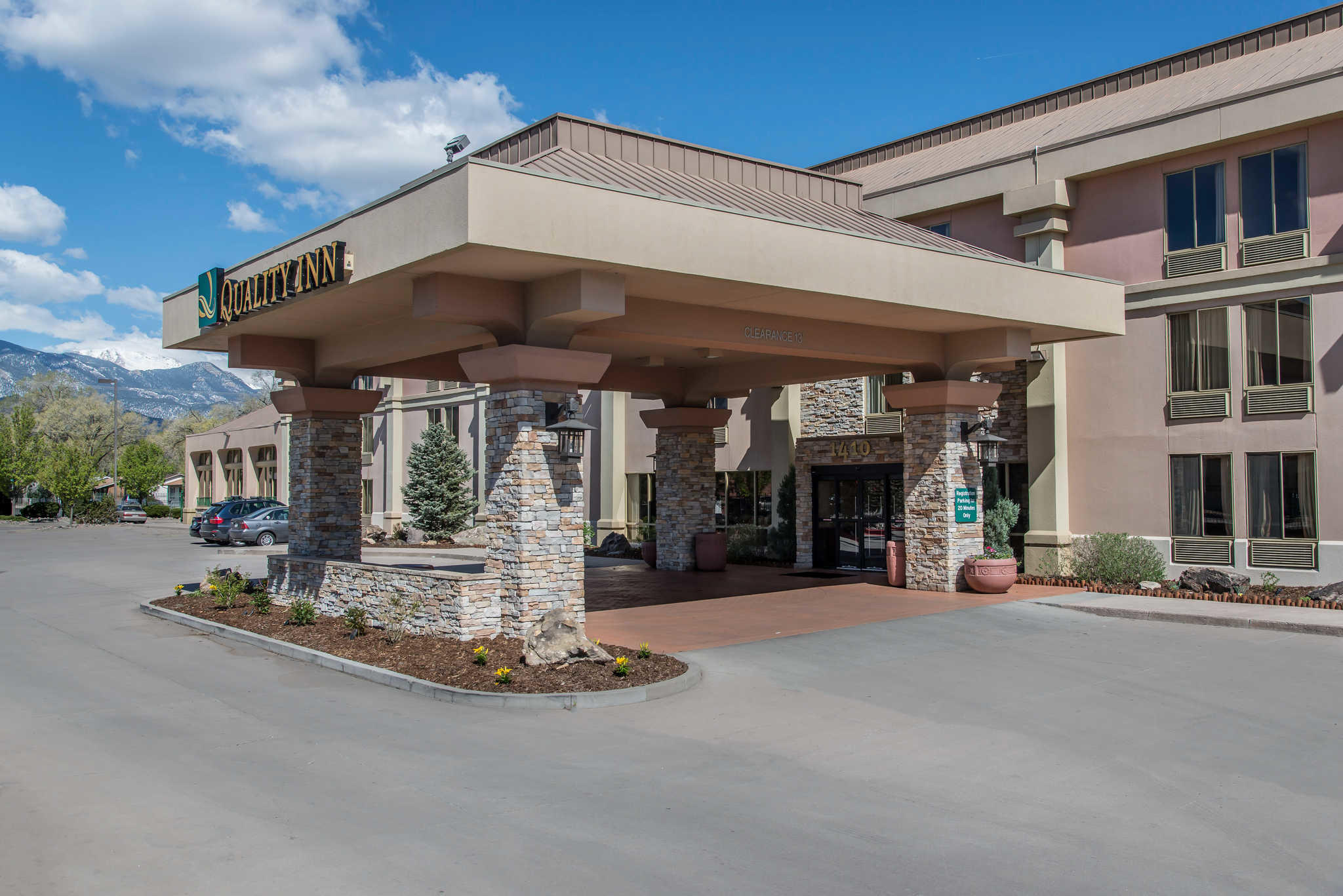 Quality Inn South In Colorado Springs Co 80906