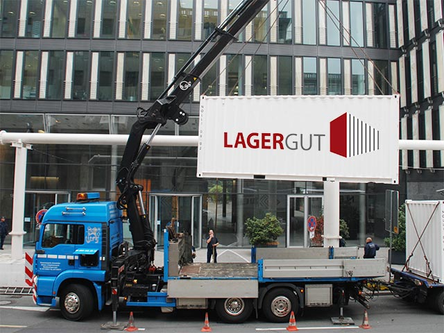 Lagergut GmbH - Lager Düsseldorf - Self-Storage, Heerstr. 105 in Düsseldorf