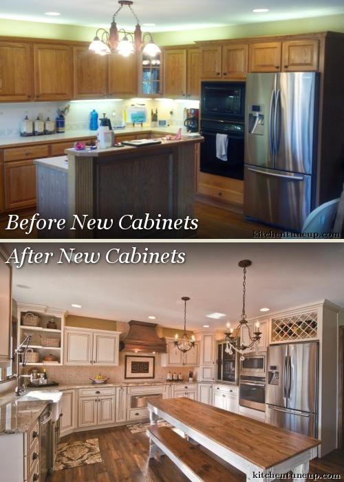 Kitchen Tune-Up Wichita (316)558-8888