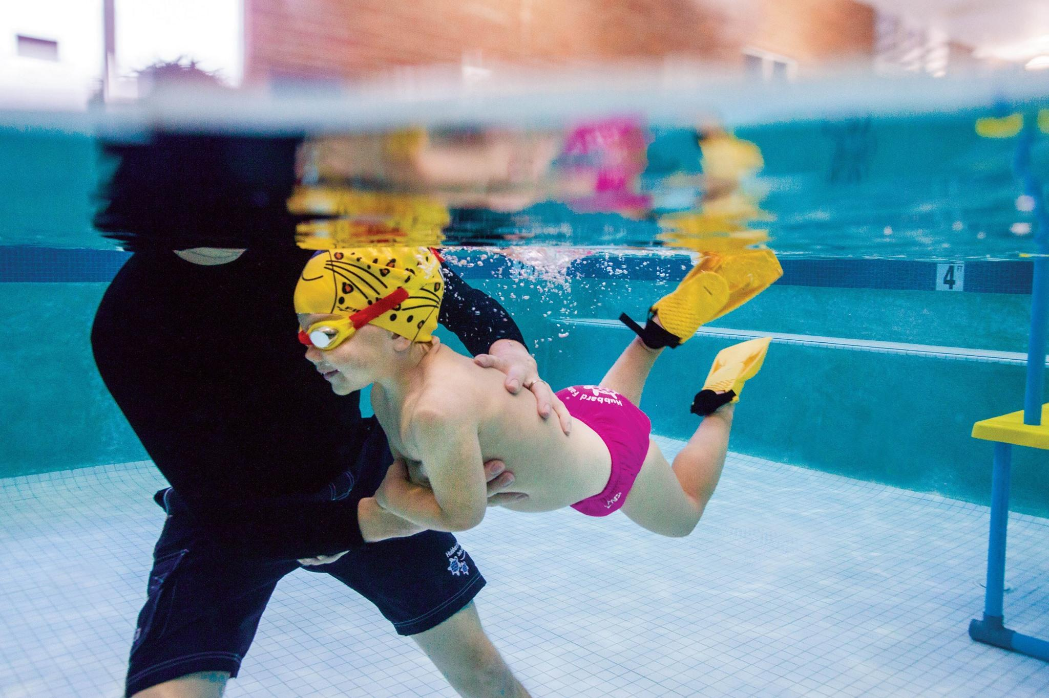 Hubbard Family Swim School Phoenix Arizona Az