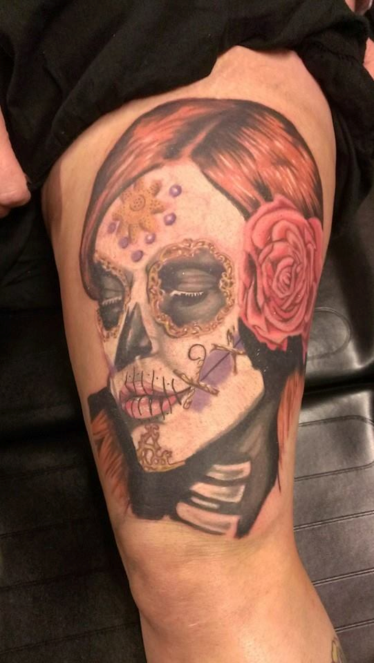 Archangel tattoo madison tennessee tn for Tattoo piercing near me