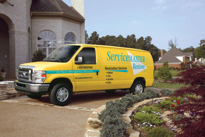 ServiceMaster Fire & Water Recovery by Reliant Restoration - ad image