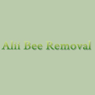 Alii Bee Removal