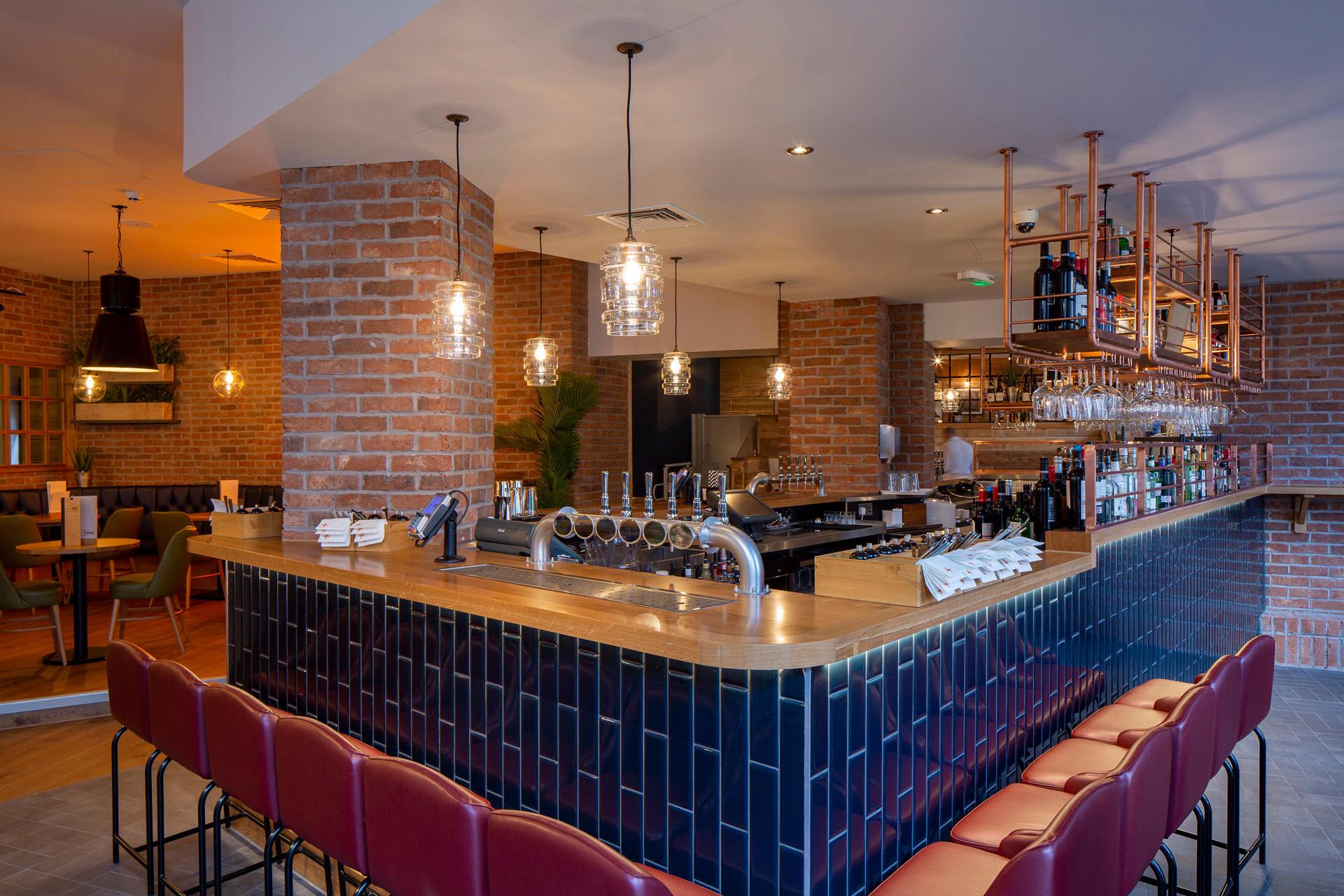 Bar + Block Steakhouse interior Bar + Block Steakhouse Newcastle Newcastle 01918 141888