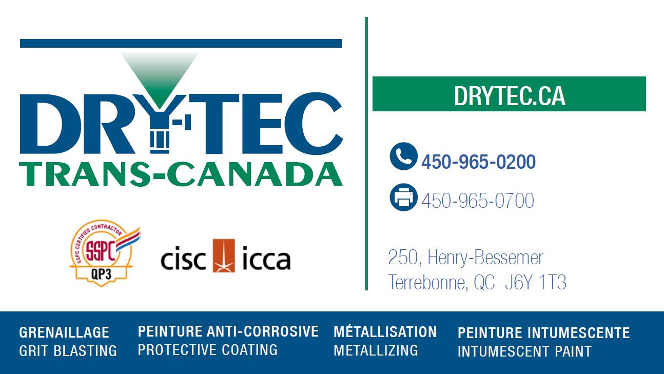 Drytec Trans-Canada à Terrebonne