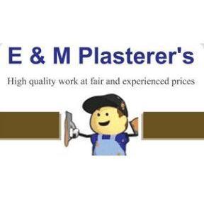 E & M Plasterer's - Chester, Cheshire CH1 3JN - 07539 935271 | ShowMeLocal.com