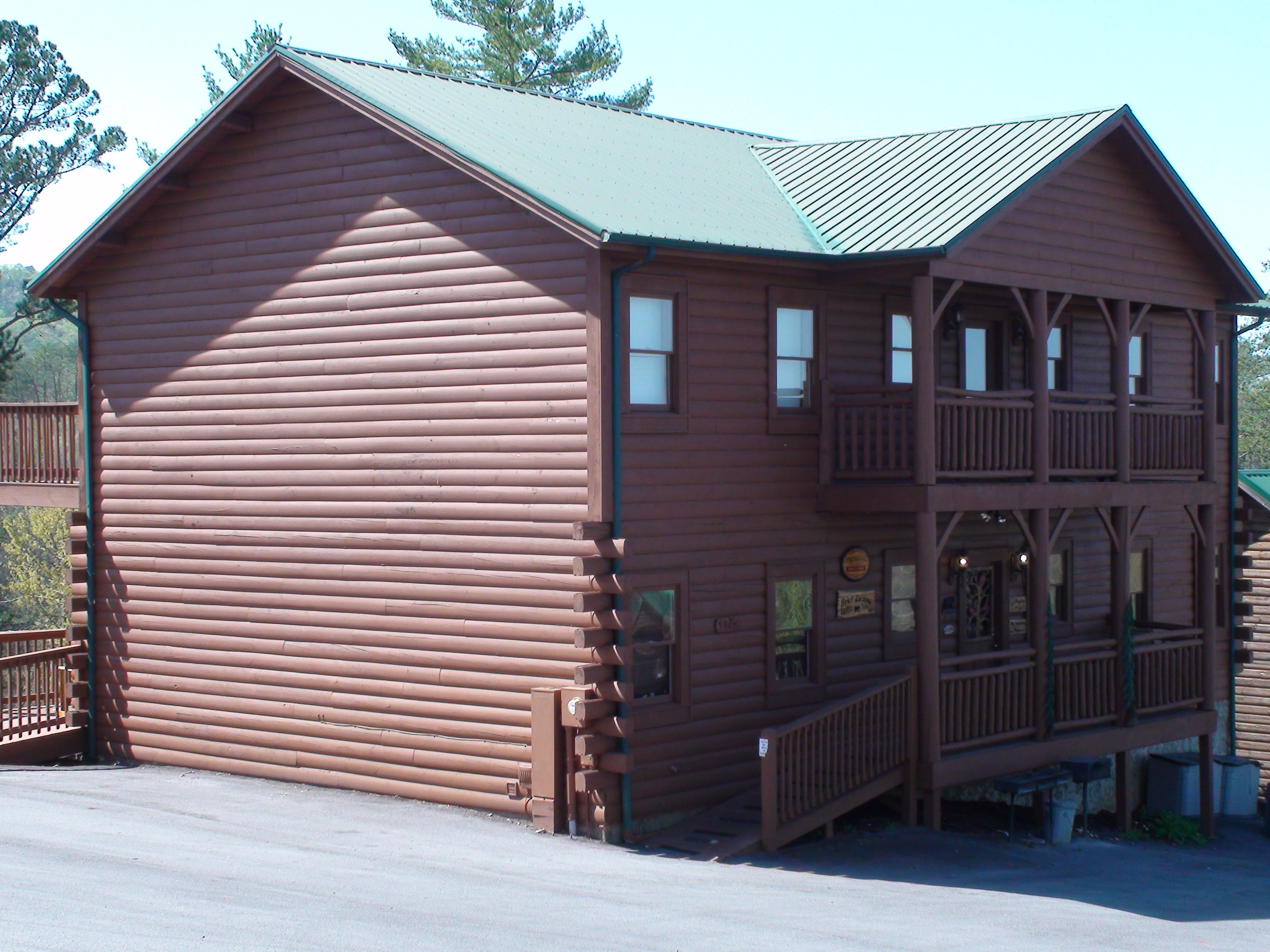 arrowhead cabin rentals in pigeon forge tn 37863