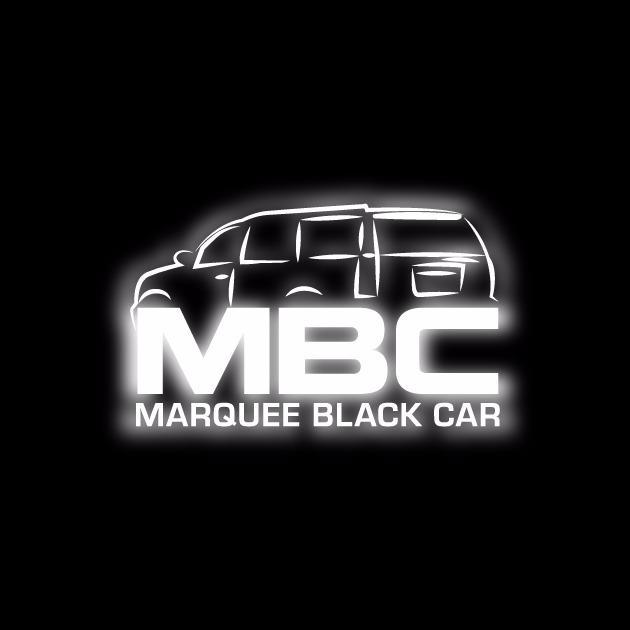 Marquee Black Car