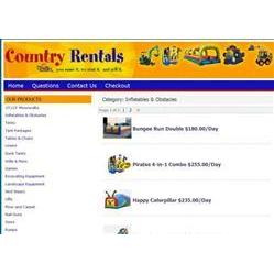 Country Rentals