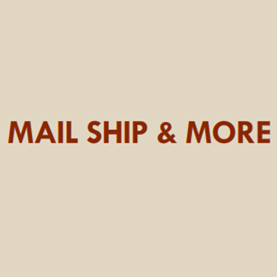 Mail Ship & More