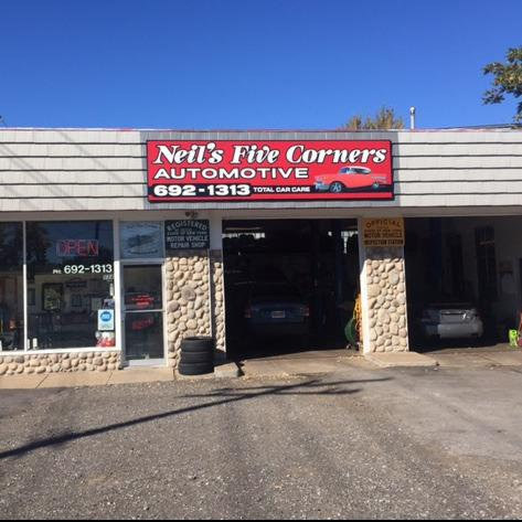 Neil's Five Corners Automotive - Tonawanda, NY - General Auto Repair & Service