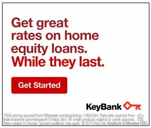 KeyBank Fort Kent Office Promo Ad 1