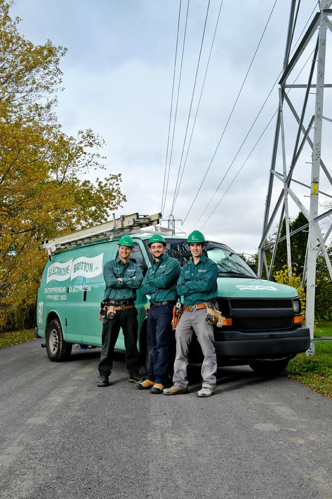 Britton Électrique à Mont-Royal