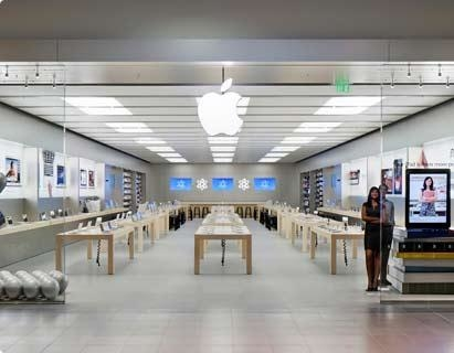 Apple Store, Fashion Place