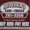Heveners Cars & Truck - Buena Vista, VA 24416 - (540)261-3350 | ShowMeLocal.com