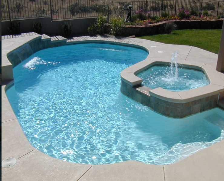 New mexico pools and spas albuquerque new mexico nm for Spa and pool