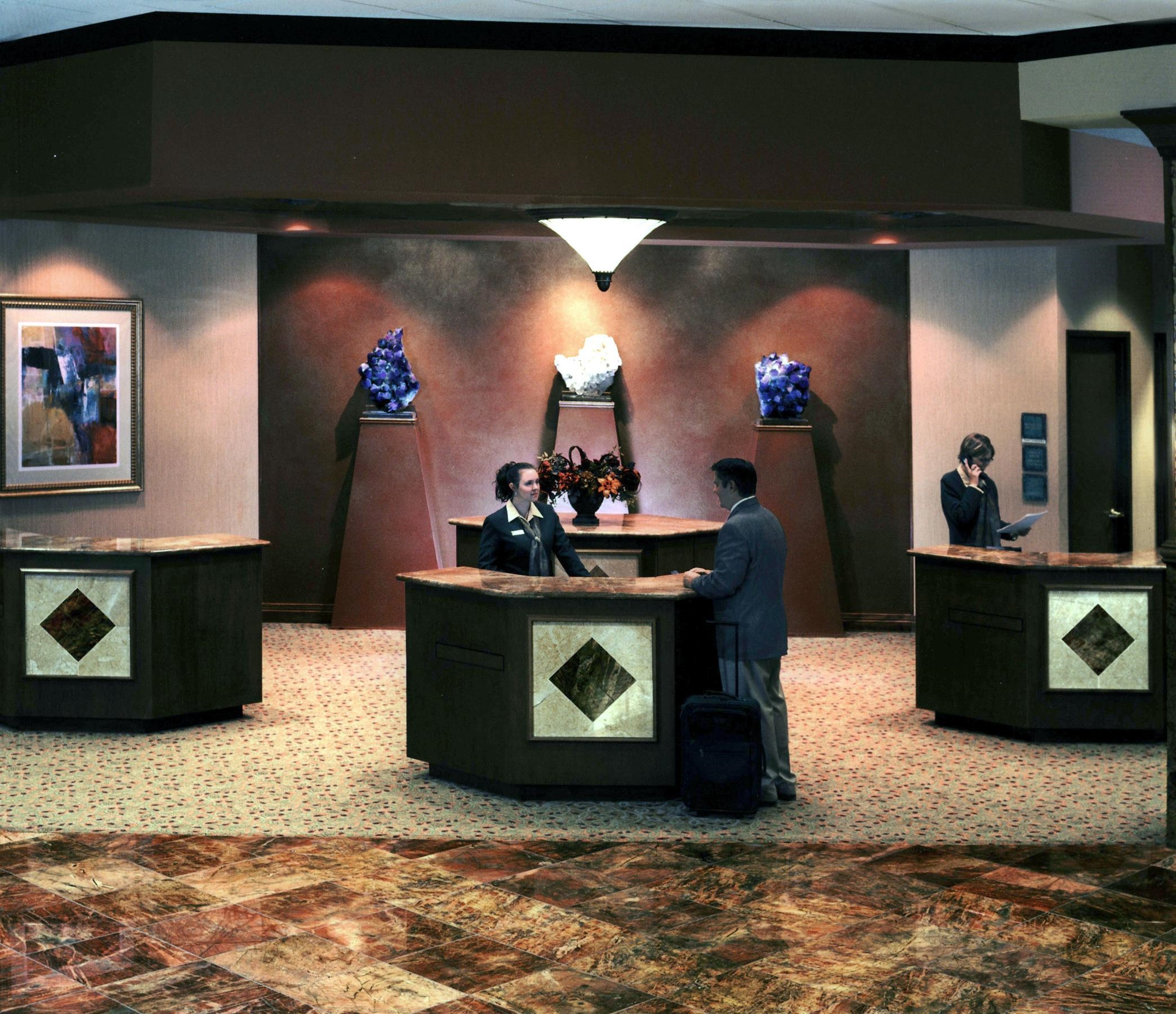 Hot Springs Embassy Suites Spa