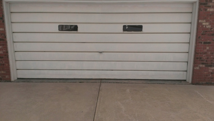 Budget garage door for 15 x 8 garage door