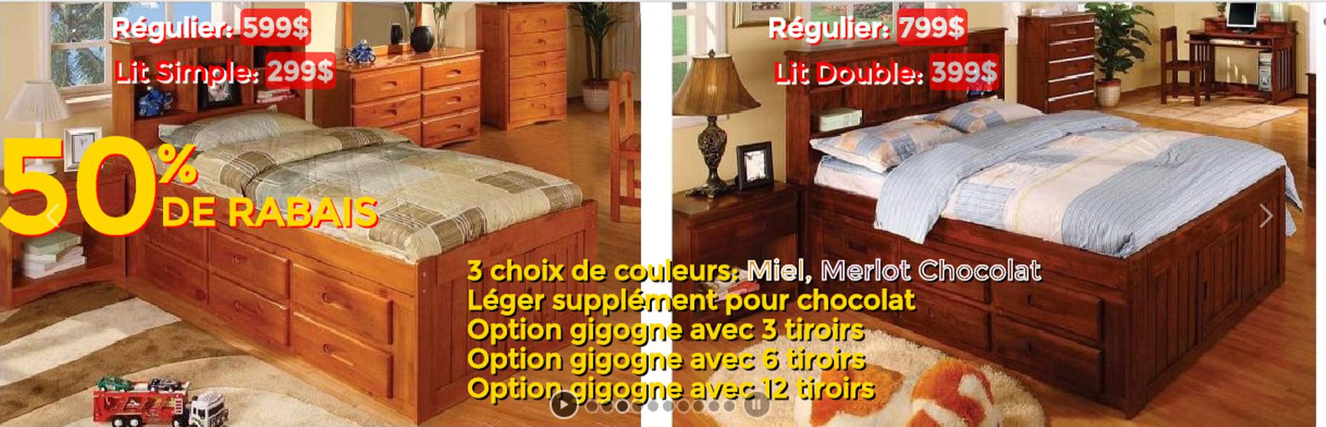 Meuble Loren Inc à Longueuil