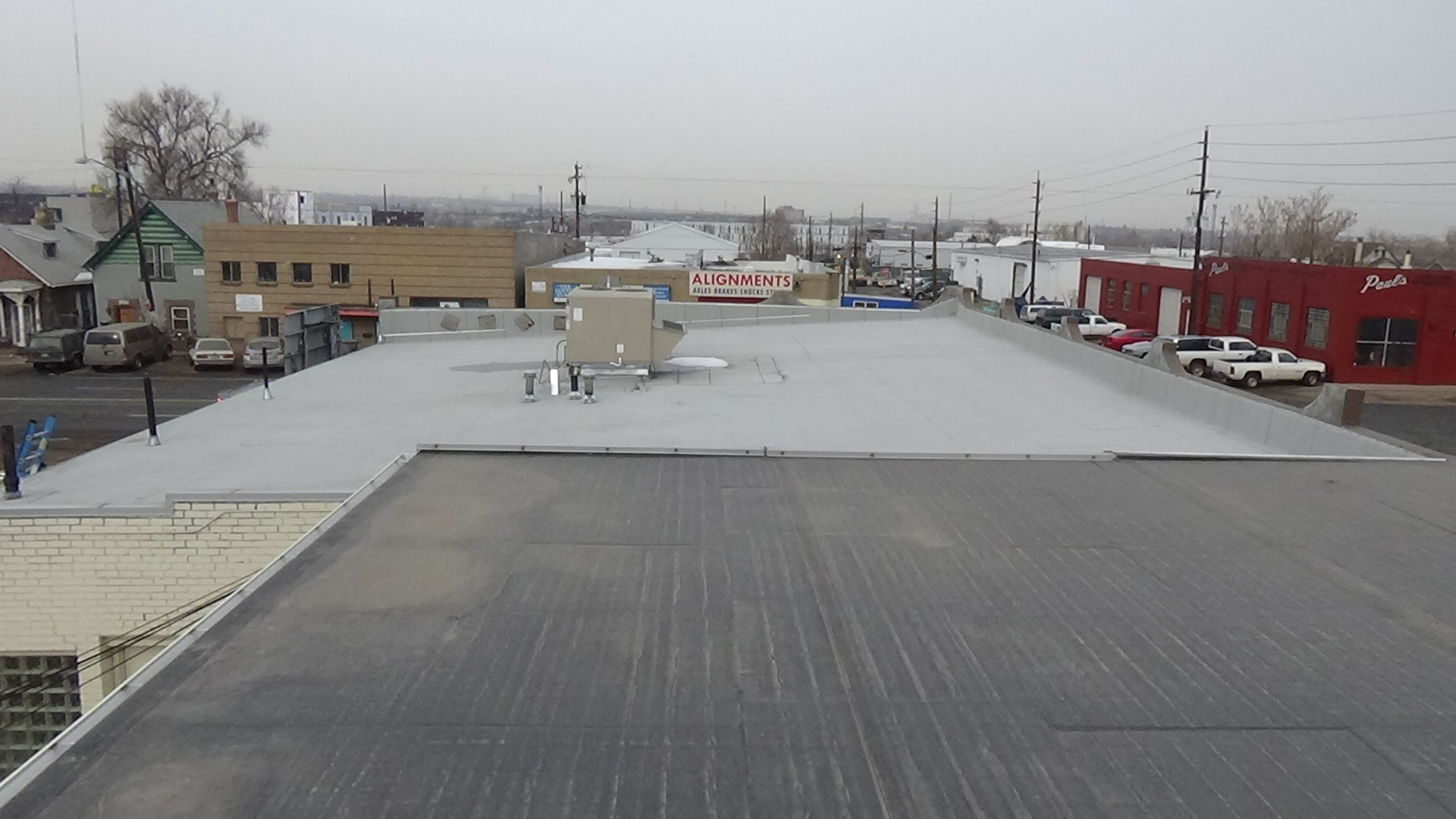 Core Contractors Roofing Systems Denver Colorado Co