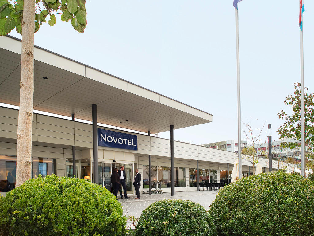 Hotel Novotel Luxembourg Kirchberg