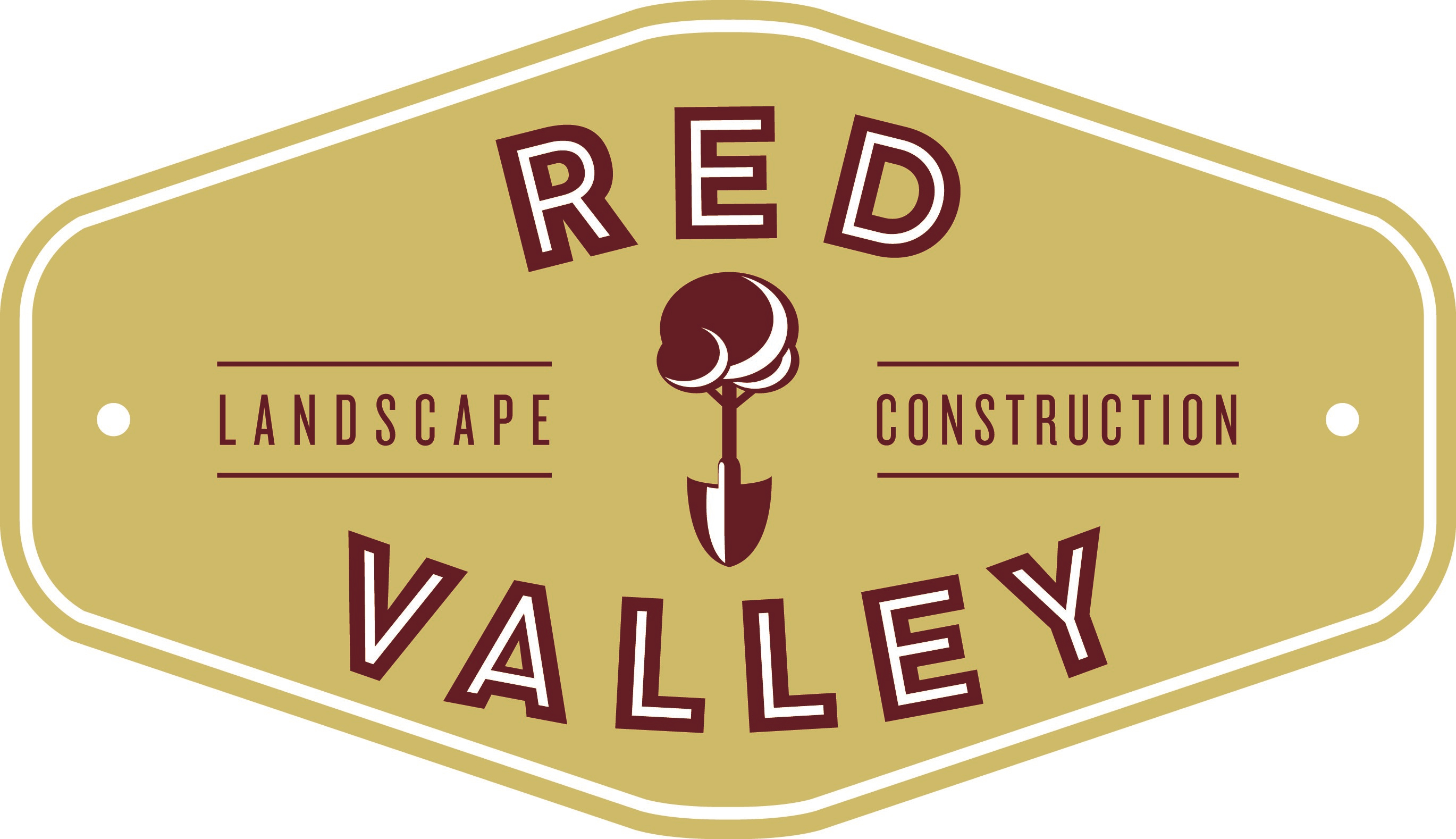 Red Valley Landscape