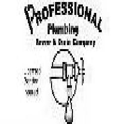 Professional Plumbing Sewer & Drain Company