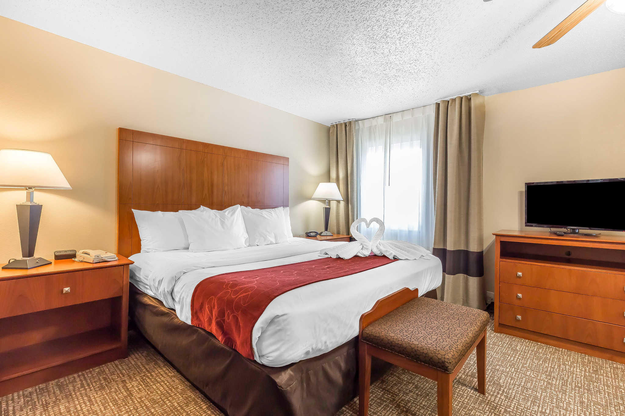 Comfort Suites North Dallas Coupons Near Me In Dallas