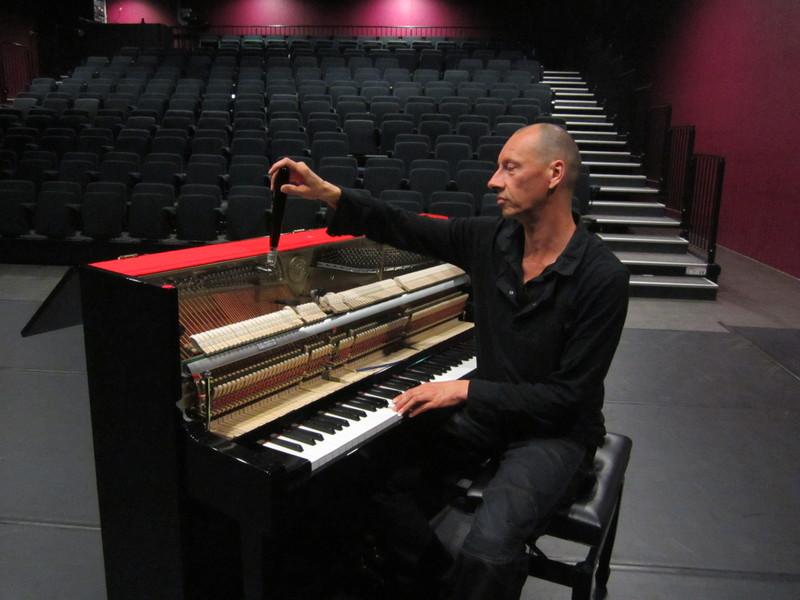 Henny Rouw Pianotechniek