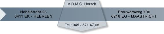 Horsch A D M G
