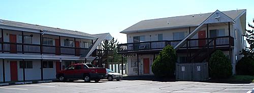 Aquarius Arms Motel