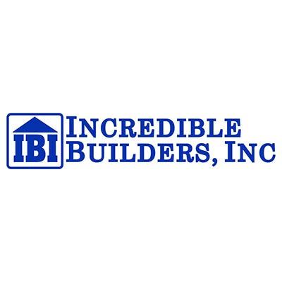 Incredible Builders Inc Logo