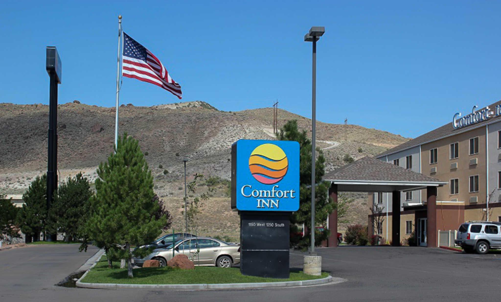 Comfort Inn Richfield Utah Hotel