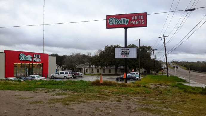 O 39 Reilly Auto Parts In George West Tx 78022