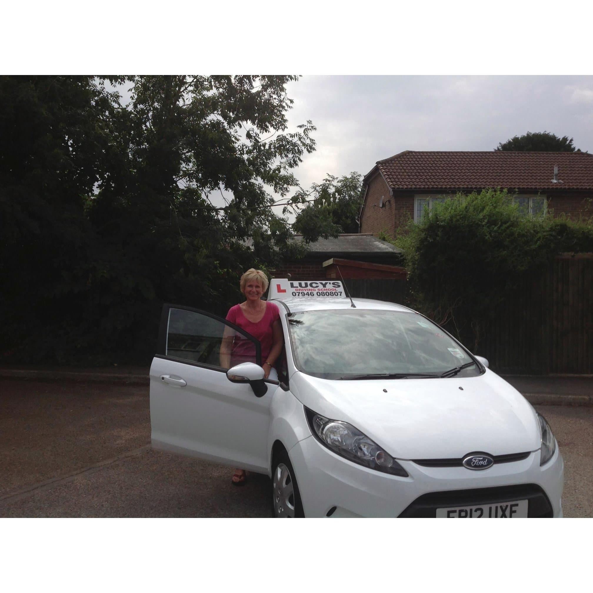 Lucy Rawley - Female Driving Instructor - Tunbridge Wells, Kent TN4 0TE - 01892 533138 | ShowMeLocal.com